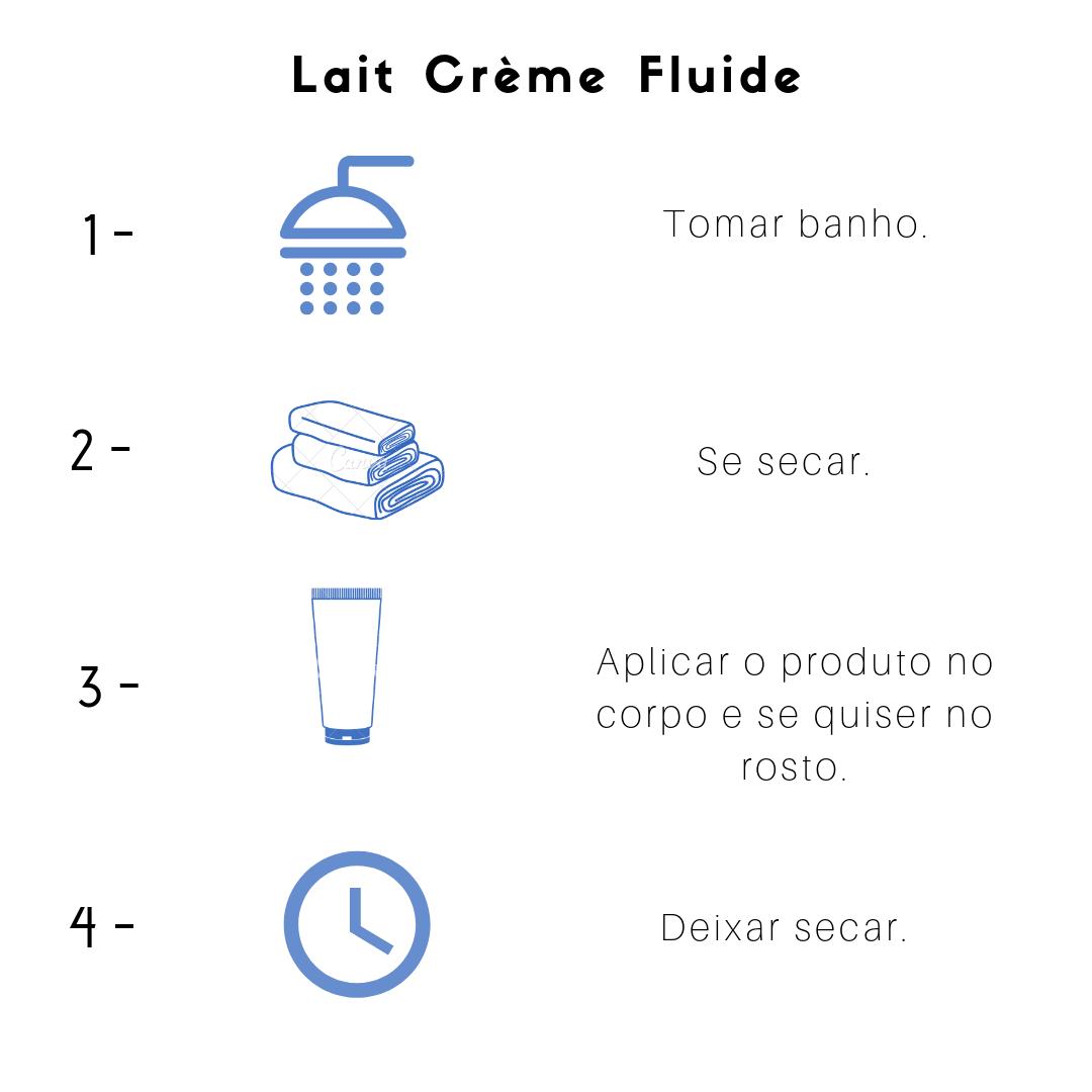 Lait Crème Fluide Embryolisse