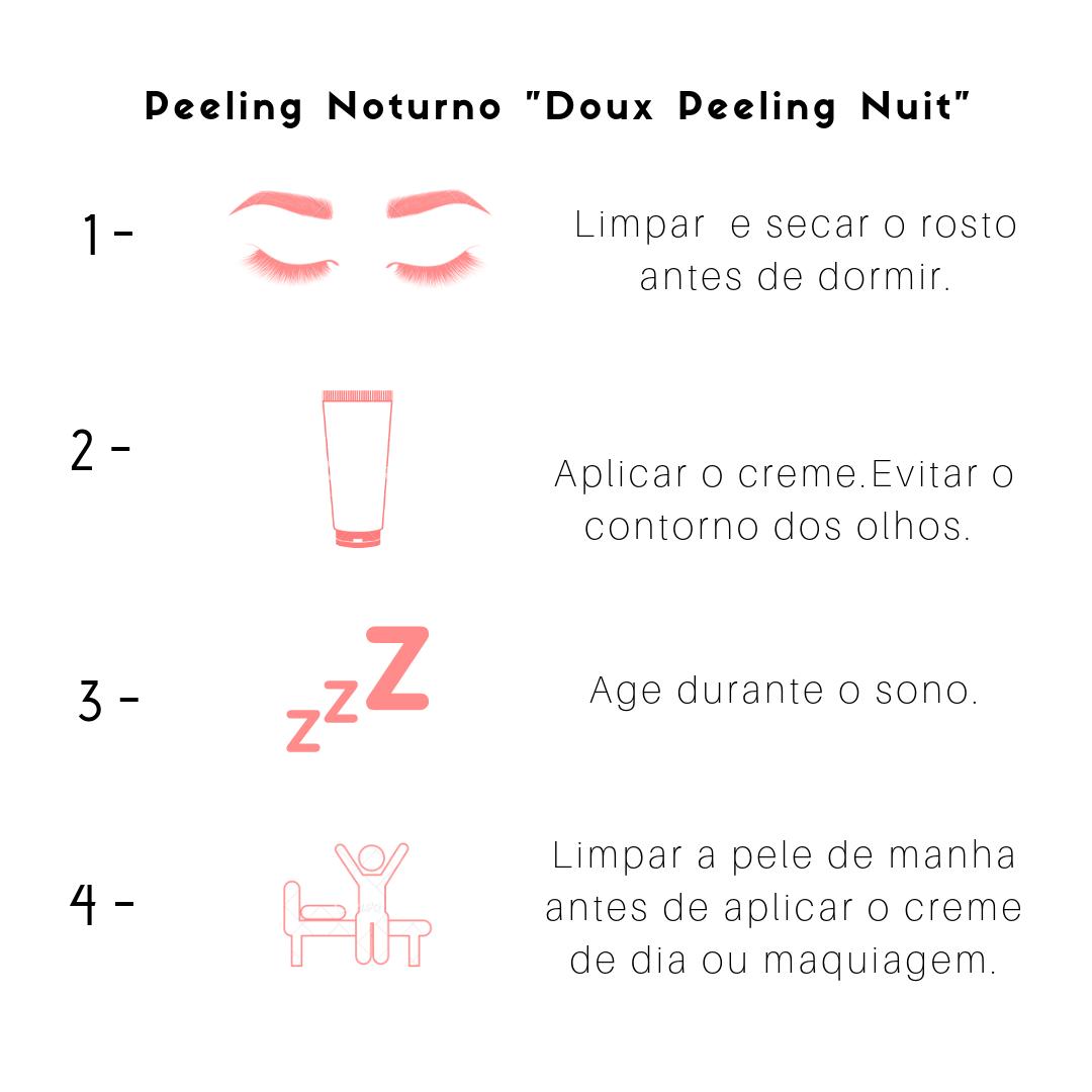 "Peeling Noturno Embryolisse ""Doux peeling nuit"" 40ml"