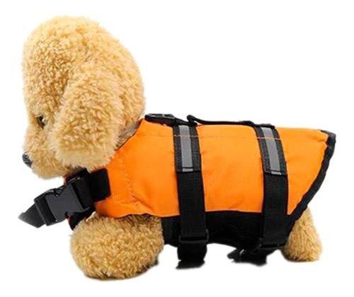 Colete Salva Vidas Para Pets Tamanho XS - PP