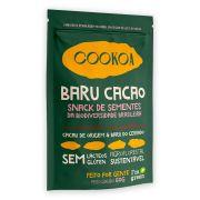 Baru Cacao Snack de Sementes 60g Cookoa