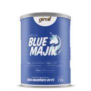 Blue Majik Spirulina Azul Ácido Hialurônico e MSM 210g - Giroil