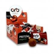 Bolinha de Proteina Vegetal Cacau 25un Orb Energy Balls