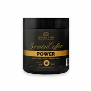 Brain Coffee Power Café MCT Powerfoods 220g Betterlife