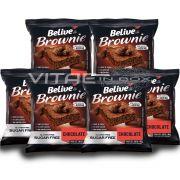 Brownie Chocolate Zero Açúcar 06x40g - Belive