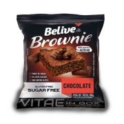 Brownie Chocolate Zero Açúcar 40g - Belive