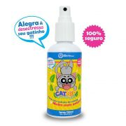 Catnip Erva do Gato 120ml - CatMyPet