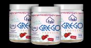 Combo Whey Grego Protein Morango 3unx30g - Forseek