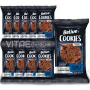 Cookie Chocolate Zero Açúcar Sem Glúten Sem Lactose 10x34g - Belive