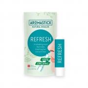 Inalador Nasal Refresh Mix de Óleo Essencial Orgânico e Natural Aromastick