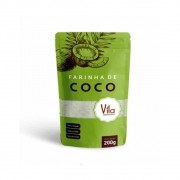 Farinha de Coco 200g Vila Alimentos