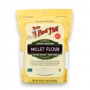 Farinha de Painço Sem Gluten 567g Bobs Red Mill