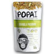 Granola Premium Vegana Sem Açúcar 100g - Popai