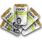 Granola Premium Vegana Sem Açúcar 5un. de 100g - Popai