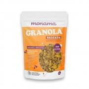 Granola Salgada Alecrim e Curcuma Sem Glúten 200g Monama