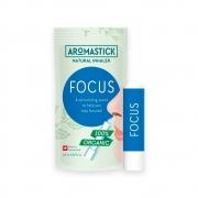 Inalador Nasal Focus Mix de Óleo Essencial Orgânico e Natural Aromastick
