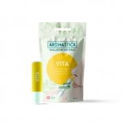 Inalador Nasal Vita Reduz a Dor Mix de Óleo Essencial Orgânico e Natural Aromastick