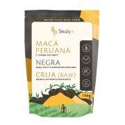 Maca Peruana Negra Crua em Pó 100g - Souly