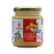 Manteiga de Amendoim Orgânico 210g Onveg