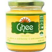 Manteiga Ghee Vegetal 175g - Airon - Vegan