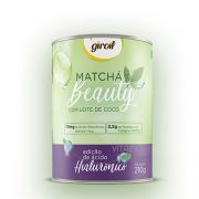 Matcha Beauty e Blue Majik Spirulina e Ácido Hialurônico 210g - Giroil