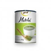 Matcha Chá Verde em Pó 30g Giroil