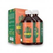 Kit 02 Moderação Digestivo Natural Detox Imunidade 500ml