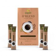 O'BLEND Energy Coffee Chocolate Belga Café Termogênico 15 sachês 3g - Origolife