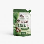 Óleo de Coco Extra Virgem 500ml Vila Alimentos