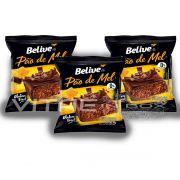 Pão de Mel Sem Glúten Sem Lactose 03x45g - Belive