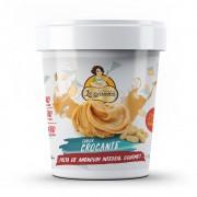 Pasta de Amendoim Integral Gourmet Crocante 450g La Ganexa