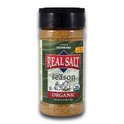 Sal Integral Temperado Especiarias Season Orgânico 116g Real Salt