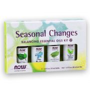 Seasonal Changes Kit de Óleo Essencial 40ml NOW