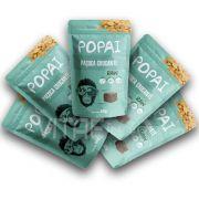 Snack RAW sabor Paçoca Crocante 5un. de 60g - Popai - Alimento Cru