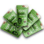 Snack Vegan Protein sabor Baunilha com Cacau 5un. de 50g - Popai