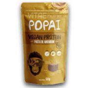 Snack Vegan Protein sabor Pasta de Amendoim 50g - Popai