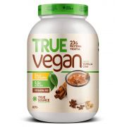 True Vegan Vanilla Chai Proteína Vegana 837g - True Source