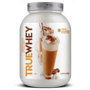 True Whey Cappuccino Proteína Hidrolisada e Isolada com Colágeno 837g - True Source