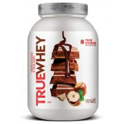 True Whey Chocolate com Avelã Proteína Hidrolisada e Isolada com Colágeno 837g - True Source
