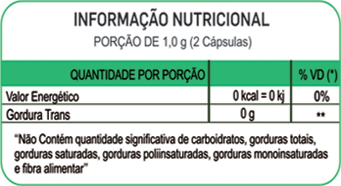 5D Chlorella 90 cápsulas veganas Five Diamonds
