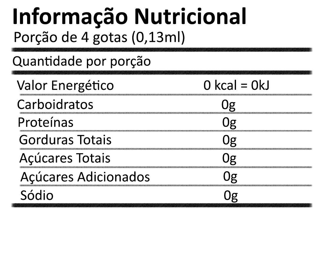 Better Stevia Baunilha Francesa Adoçante Premium Liquido 59ml NOW