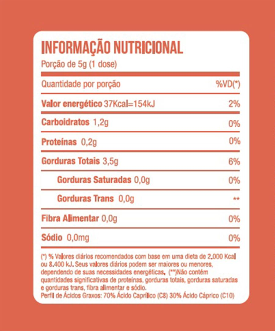 Brain Coffee ICE 200g e MCT Powder Óleo de Coco 200g - BetterLife