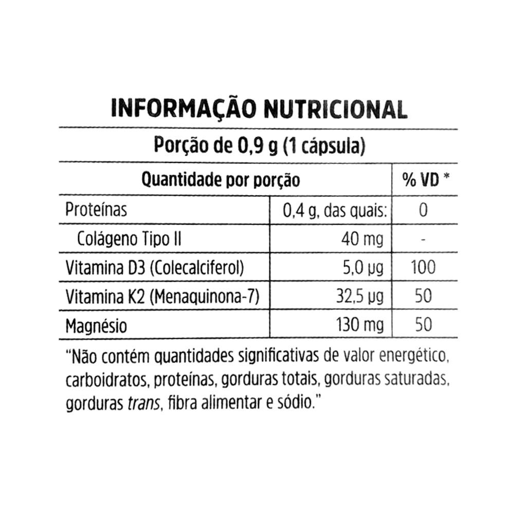 Cartliv Ultra MDK Colágeno Tipo 2 Magnesio Vitamina D K 60 cápsulas Equaliv