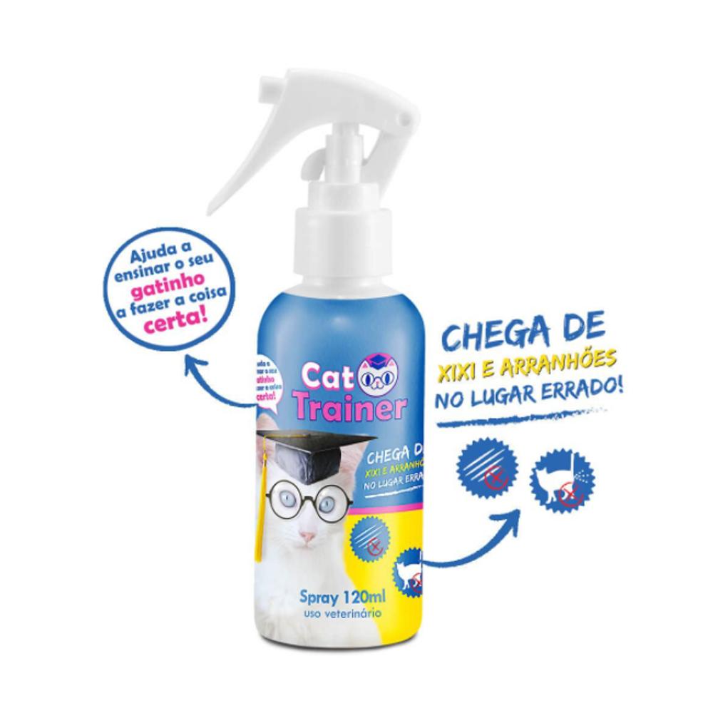 Cat Trainer Educador para Gatos 120ml CatMyPet