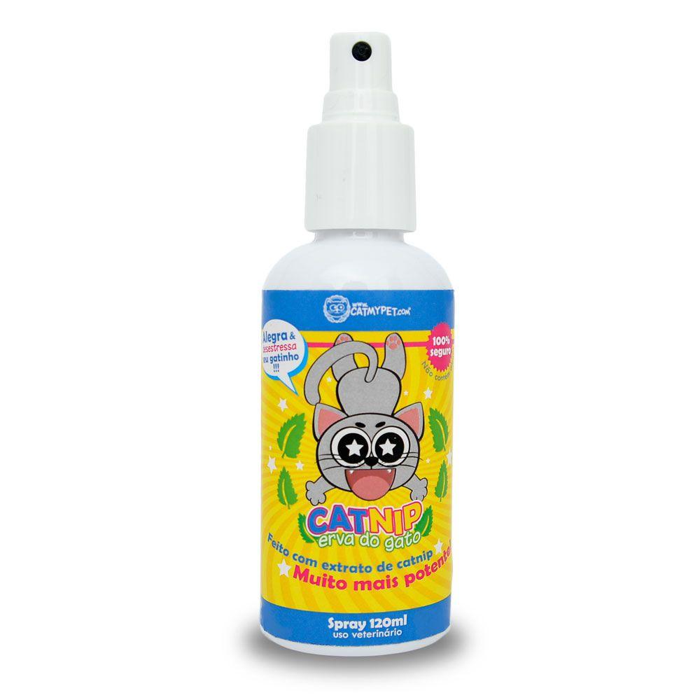 Catnip Erva do Gato 120ml - CatMyPet