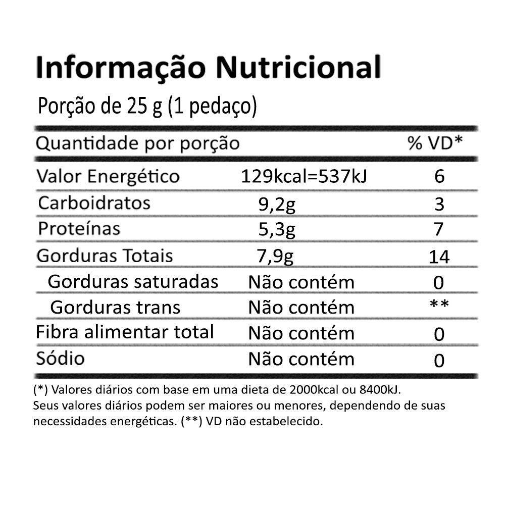 Chocolate Vegano 70% Cacau Cru 80g Onveg