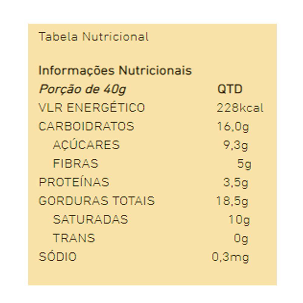 Chocolate Vegano Mix 80% Cacau e Branco 80g 3un. Cookoa