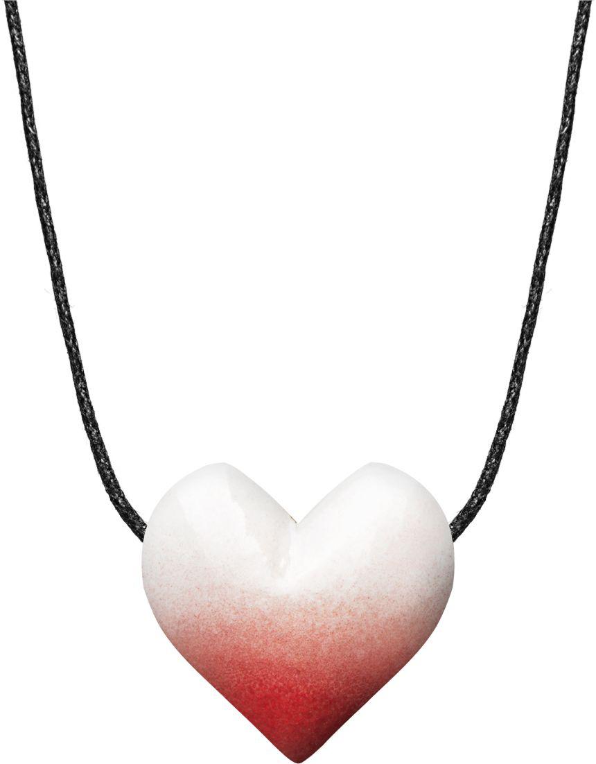 Colar Aromatizador Coração Rose Difusor Pessoal Ortega
