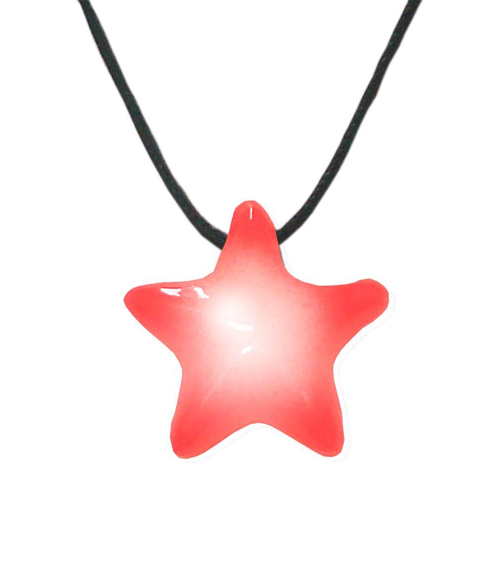 Colar Aromatizador Estrela Rose Difusor Pessoal Ortega