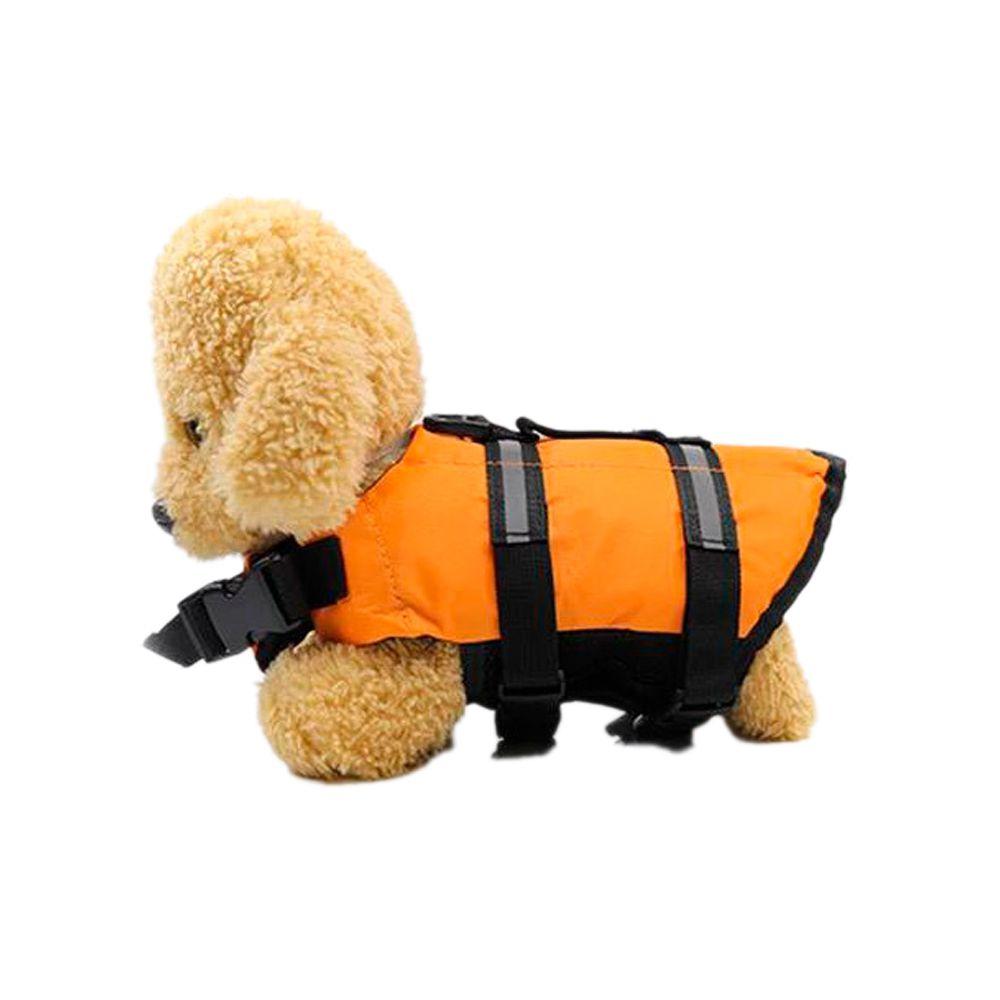 Colete Salva Vidas Para Pets Tamanho XL - GG