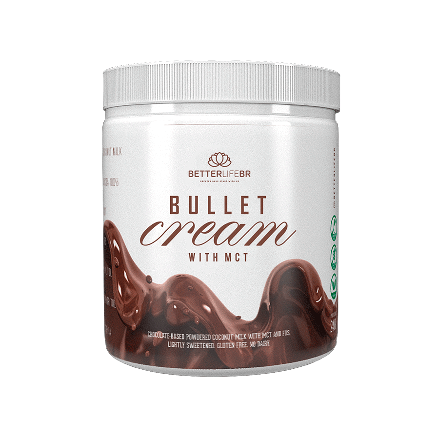 Combo MCT - Brain Coffe, Brain Coffee ICE, Bullet Cream - Better Life